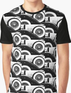 Wheels Graphic T-Shirt