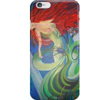 Enchanted Mermaid iPhone Case/Skin