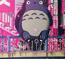 Totoro by Optimistic  Sammich