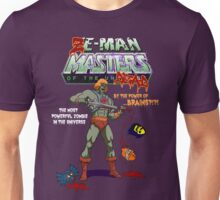 The Most Powerful Zombie in the Universe.... Unisex T-Shirt