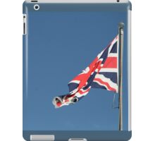 Go Britain! iPad Case/Skin