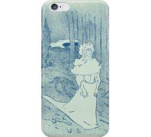 La Chatelaine (Le Tocsin) iPhone Case/Skin