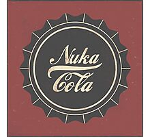 Nuka Cola Photographic Print