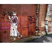Street Art - Saint Petersburg Photographic Print