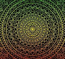 Mandala Design by lyrics-and-such