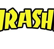 Trasher skateboard by Sounti