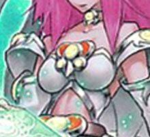 High Priestess sticker Sticker