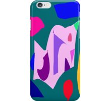 Group Canteen River Classroom Cafeteria iPhone Case/Skin