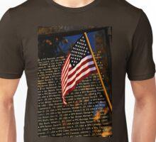 Tribute, Veteran's Day, 2012 Unisex T-Shirt