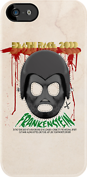Death Race 2000 (mask) by Geekleetist