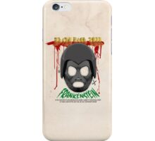 Death Race 2000 (mask) iPhone Case/Skin