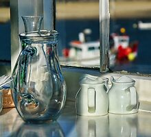 Still Life At The Cobb by Susie Peek