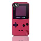iPhone case Gameboy Pink for iPhone4 (link below for 5) by Nicklas81