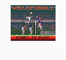 Volleyball Video game Unisex T-Shirt