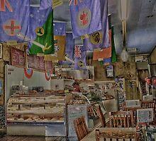 Australian Bakery, Marietta Square, Marietta, Ga by Scott Mitchell