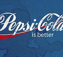Pepsi is BETTER by Geekleetist