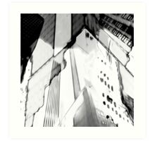 Facades #2 Art Print