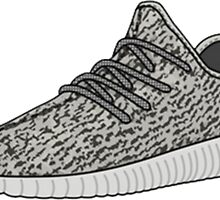 Yeezy Boost 350 TURTLE ad by Sounti