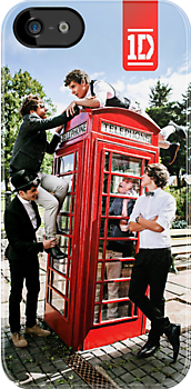 One Direction 'Take Me Home' iPhone & iPod Touch Case Design by Creat1ve