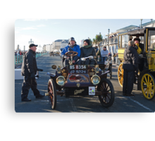 London to Brighton Veteran Car Run Canvas Print