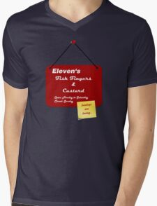 Sundays are boring. Mens V-Neck T-Shirt