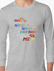 No One I'd Rather Be Long Sleeve T-Shirt