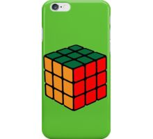 Rubix Cube - Good with my hands iPhone Case/Skin