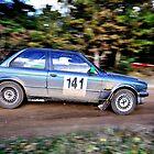 BMW No 141 by Willie Jackson
