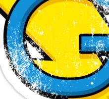 Super G! Sticker