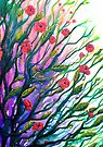 Morning Breeze - Flowers by Linda Callaghan