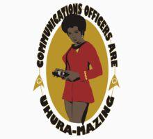 Uhura-mazing T-Shirt