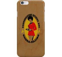 Uhura-mazing iPhone Case/Skin