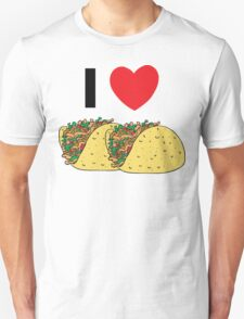 Cinco de Mayo I Love Tacos T-Shirt