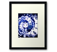 Minecraft Doctor Who - 12th Doctor Framed Print