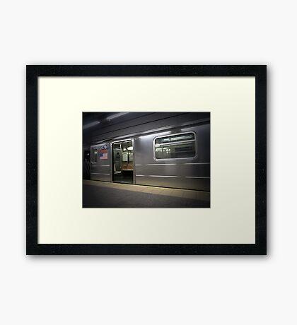 MTA 2378 Framed Print