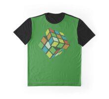 Rubix Cube - Plain Graphic T-Shirt