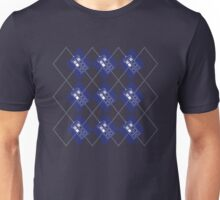 Time And Relative Dimension in ARGYLE Unisex T-Shirt