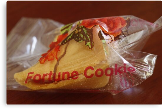 Fortune Cookie by Jay Reed