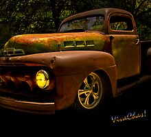 Ford Rat Rod Truck by ChasSinklier