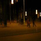 Evening Walk | Amsterdam, Netherlands by rubbish-art
