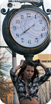 Ticking Clock by Sarah Miller