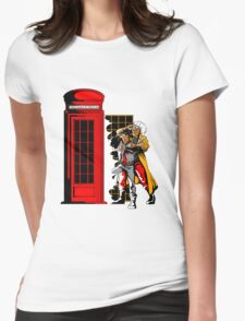 Back To The Dreamatorium Womens Fitted T-Shirt