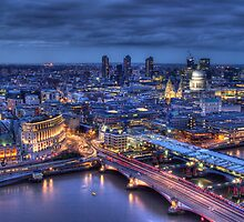 Fairytale London by Mara Acoma