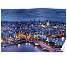 Fairytale London Poster