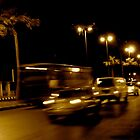 Traffic | Alexandria, Egypt by rubbish-art