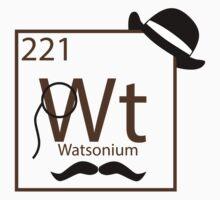 My Dear Watson is Elementary T-Shirt