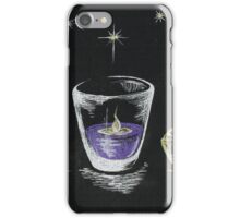 Christmas Candle light  iPhone Case/Skin