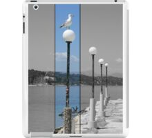 Ruler of the roost! iPad Case/Skin