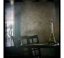 French Nook Photographic Print