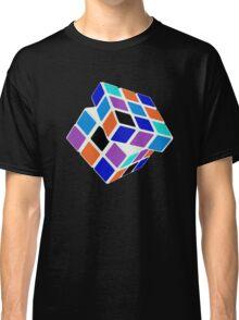 Rubix Cube - Unsolved. Negative Space Classic T-Shirt